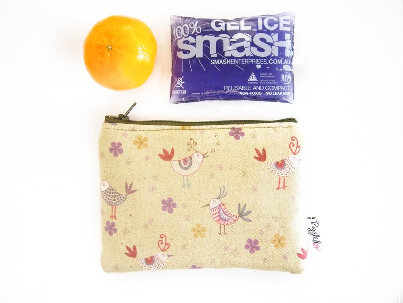 beach bag essentials snack bag