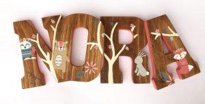 Woodland Nursery Theme Decor