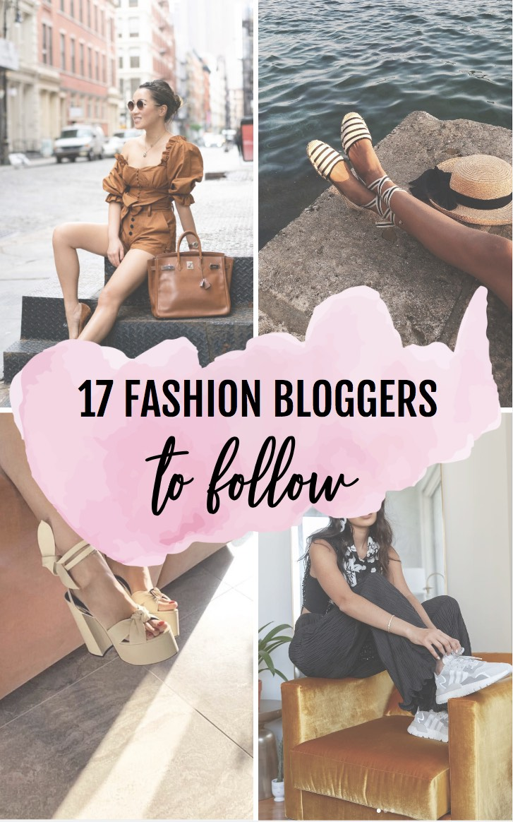 fashion bloggers to follow this summer #fashion #summer #style #summerstyle #bloggers