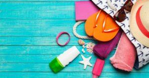 beach bag items