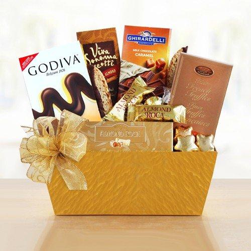 Raffle basket ideas chocolate