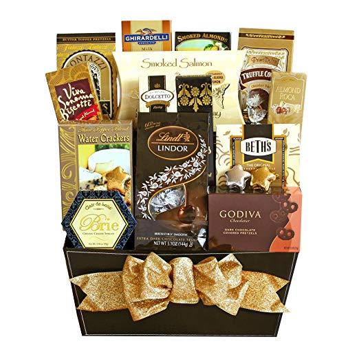 Raffle basket ideas good chocolate