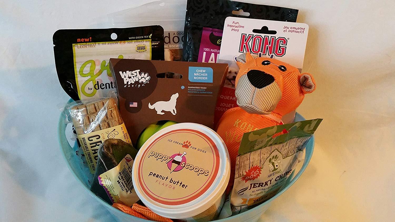Raffle basket ideas pets