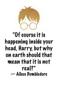 Harry potter love quotes - Millennial Boss
