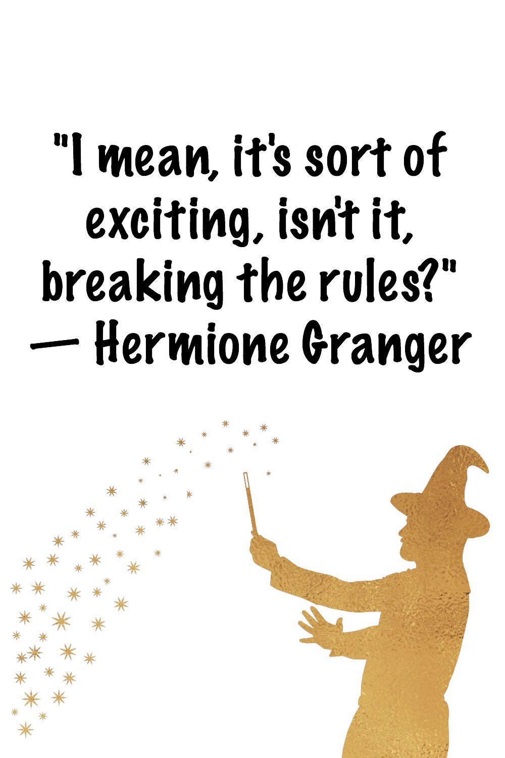 Hermione Granger quote