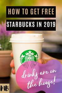 How to get free Starbucks in 2019 and other great drink deals