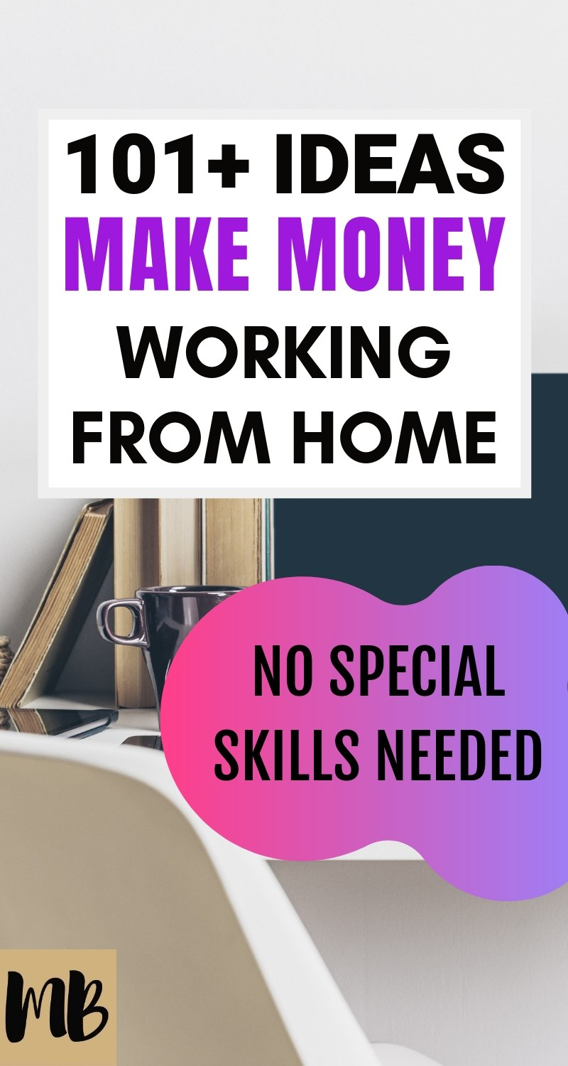 Work from home ideas #money #workfromhome