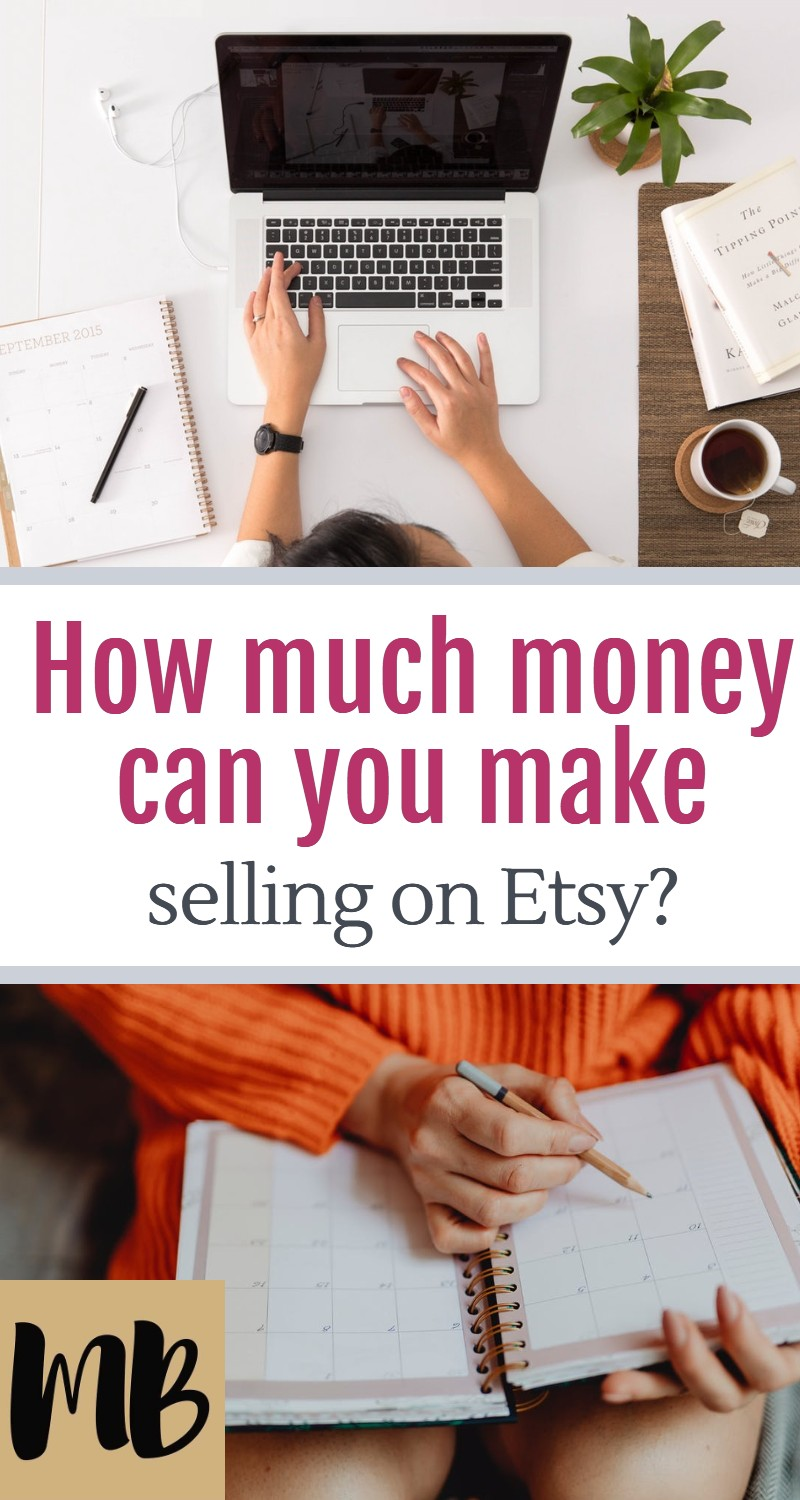 How Much Money Can you Make Selling on Etsy?