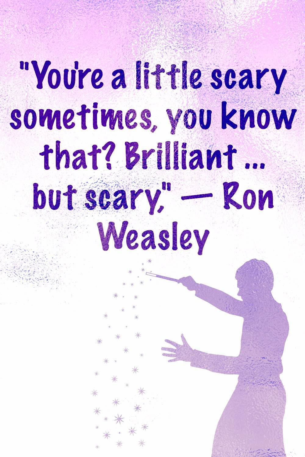 Ron Weasley Harry Potter quotes