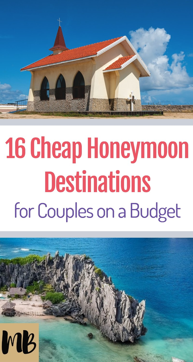 16 Cheap Honeymoon Destinations for Couples on a Budget
