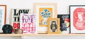 etsy artisan prints