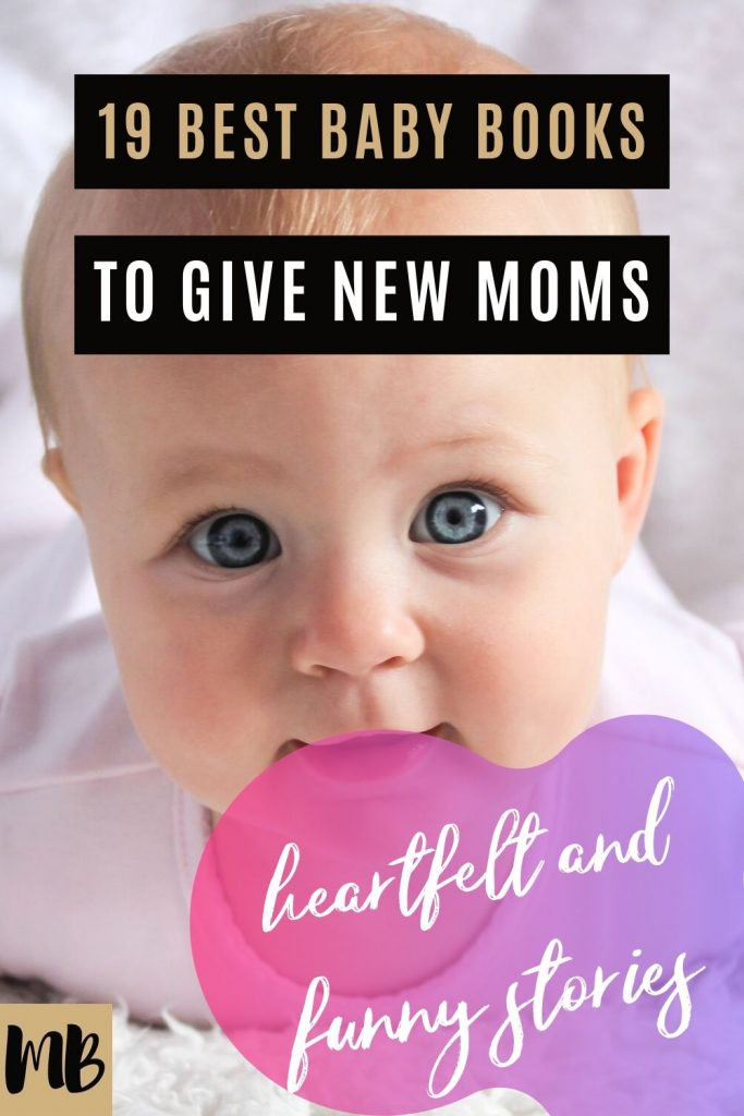 Best Baby Books to Give a New Mom Plus Free Baby Books