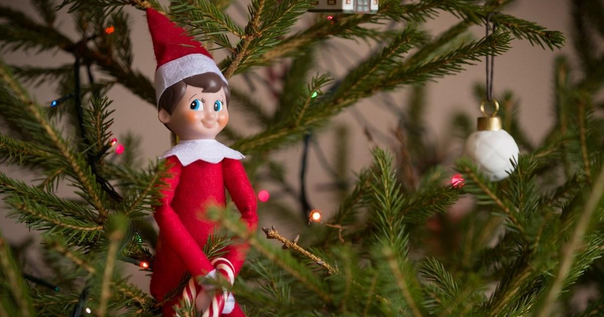elf on the shelf kids ideas