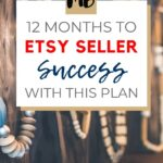 ETSY SELLER SUCCESS PLAN PINTEREST