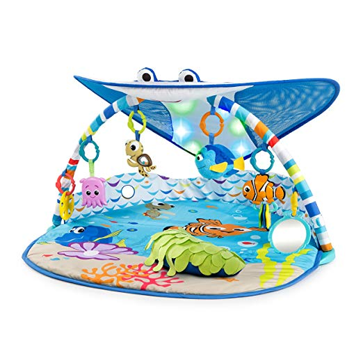 the cutest disney baby gift ideas for him or her boy or girl nemo marlin crush dory