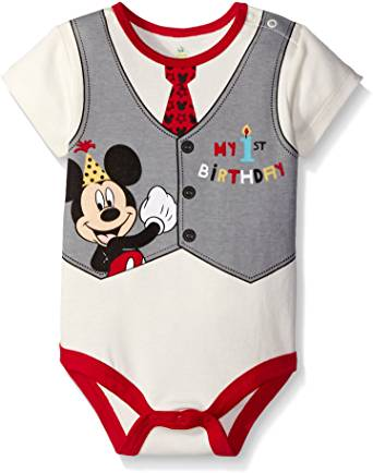the cutest disney baby gift ideas for him or her boy or girl first birthday onesie