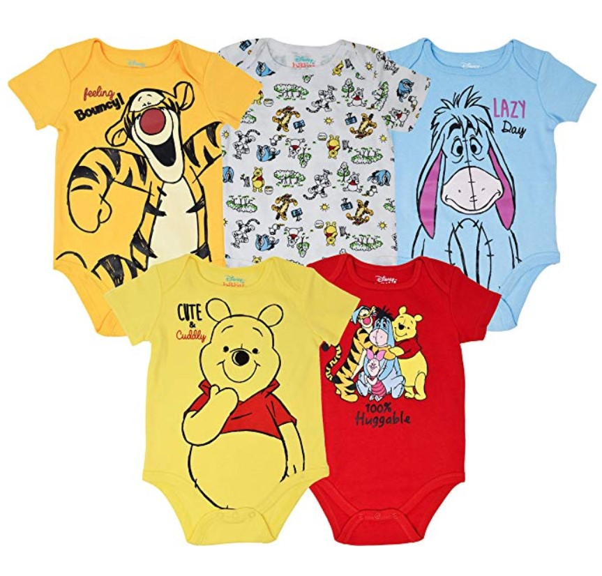 the cutest disney baby gift ideas for him or her boy or girl tigger, winnie the pooh eeyore