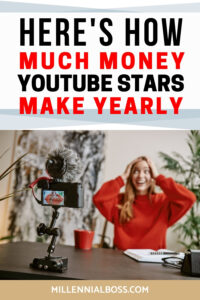 Here is how those youtube stars you love make money