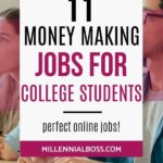 jobs college students