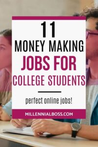 jobs college students