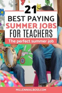 jobs for teachers