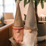valentines craft gnomes