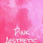 pink aesthetic quote 17