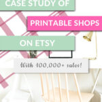 PRINTABLES SHOPS ON ETSY