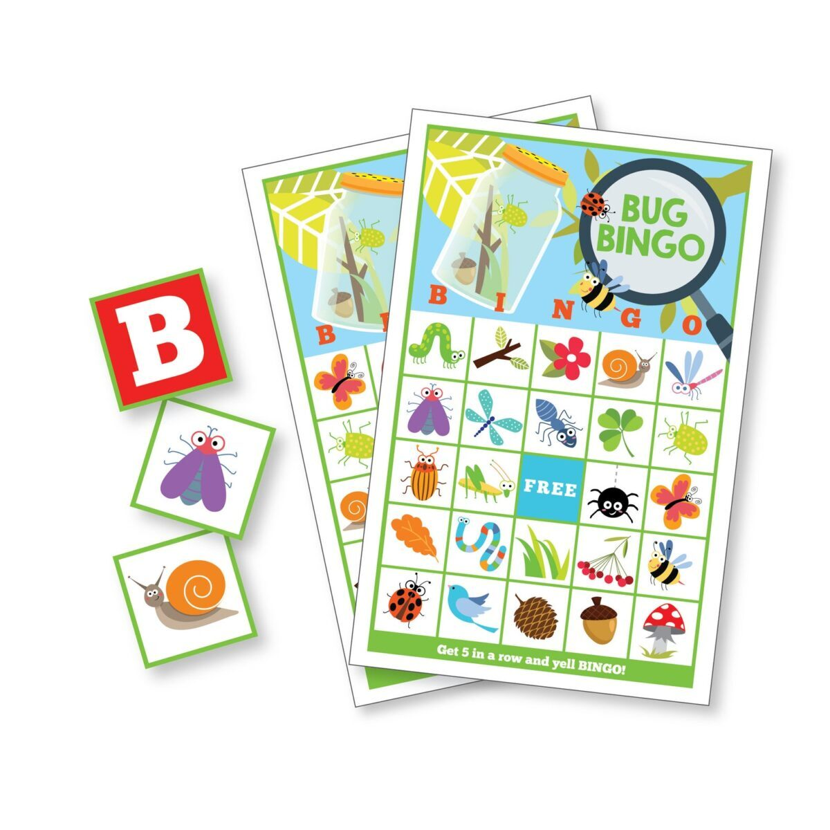 top kids printables bingo printables bugs