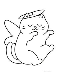cat drawing