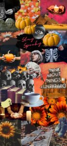 Halloween Aesthetic Iphone Backgrounds Vsco Cute And Spooky Wallpaper