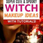 witch makeup ideas pin
