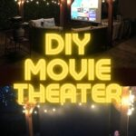 diy movie theater for backyard