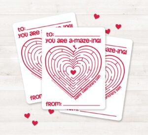 valentines day cards last minute printable etsy gifts