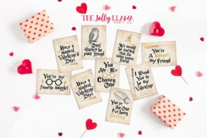 Valentines Day cards last minute gifts printables etsy
