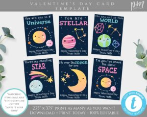 last minute valentines day gifts printable etsy cards