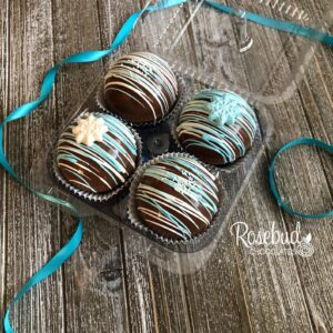 Buy hot chocolate cocoa bombs decorated buy etsy winter