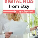 digital file printing etsy Pinterest